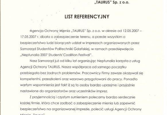 politechnika gdaska 2007