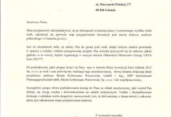 prezydent miasta gdaska